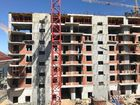 Ход строительства дома на Минина, 6 в ЖК Георгиевский - фото 7, Июнь 2021