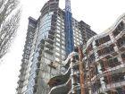 ЖК Парус - ход строительства, фото 2, Апрель 2021