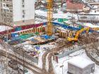 ЖК Каскад на Сусловой - ход строительства, фото 101, Февраль 2019