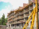 Ход строительства дома Секция 1 в ЖК Гвардейский 3.0 - фото 12, Июнь 2021