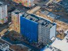 Ход строительства дома № 38 в ЖК Бурнаковский - фото 6, Апрель 2018