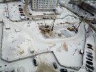Ход строительства дома № 1 в ЖК Огни Автозавода - фото 33, Февраль 2021