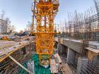 Каскад на Сусловой - ход строительства, фото 46, Декабрь 2016