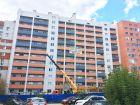 Ход строительства дома № 67 в ЖК Рубин - фото 13, Сентябрь 2015