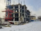 ЖК Abrikos (Абрикос) - ход строительства, фото 12, Март 2020