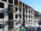 Ход строительства дома № 1 в ЖК Лайм - фото 66, Март 2019