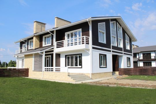 Дом Типа квадрохаус (158,6 м2) в КП DolinaGreen (Долина Грин) - фото 4