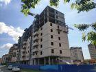 Ход строительства дома № 38 в ЖК Три Сквера (3 Сквера) - фото 19, Июнь 2021