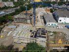 Ход строительства дома Литер 1 в ЖК Звезда Столицы - фото 117, Июль 2018