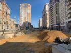 ЖК Горизонт - ход строительства, фото 117, Октябрь 2019