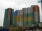 Ход строительства дома № 8 в ЖК Красная поляна - фото 90, Август 2016