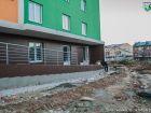 Ход строительства дома № 6 в ЖК Красная поляна - фото 10, Октябрь 2018