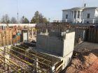 Ход строительства дома 2а в ЖК Георгиевский - фото 32, Октябрь 2020