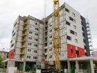ЖК Каскад на Путейской - ход строительства, фото 22, Июль 2020