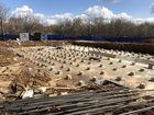 Ход строительства дома № 3 в ЖК Подкова на Родионова - фото 20, Май 2021