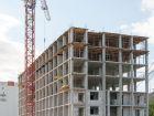 ЖК КМ Молодежный, 76 - ход строительства, фото 8, Июль 2020