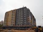Ход строительства дома № 4 в ЖК Сормовская сторона - фото 22, Октябрь 2016
