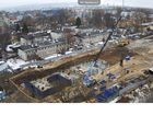 Ход строительства дома № 2 в ЖК Заречье - фото 25, Апрель 2021
