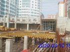 ЖК Новая Тверская - ход строительства, фото 45, Март 2020