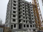 Ход строительства дома № 3 в ЖК Солнечный - фото 31, Ноябрь 2017