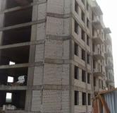 Ход строительства дома № 4 в ЖК Солнечный -