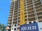 ЖК Онегин - ход строительства, фото 23, Сентябрь 2020