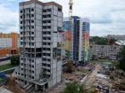 Ход строительства дома № 1 в ЖК Город чемпионов - фото 32, Июль 2015