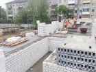 ЖК Янтарный - ход строительства, фото 49, Июнь 2017
