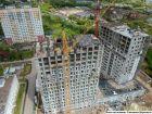 Ход строительства дома № 7 в ЖК Планетарий - фото 17, Июнь 2018