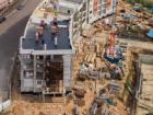 Ход строительства дома № 3 в ЖК Ватсон - фото 9, Июнь 2020