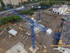 Ход строительства дома Литер 1 в ЖК Звезда Столицы - фото 130, Май 2018