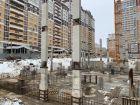 ЖК Горизонт - ход строительства, фото 13, Январь 2020