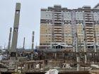 ЖК Горизонт - ход строительства, фото 5, Февраль 2020