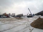 ЖК На Высоте - ход строительства, фото 225, Февраль 2020