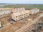 Ход строительства дома 2 типа в Микрогород Стрижи - фото 44, Май 2017