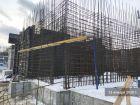 ЖК Орбита - ход строительства, фото 105, Январь 2020