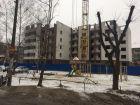 ЖК Дом на Иванова - ход строительства, фото 57, Декабрь 2017