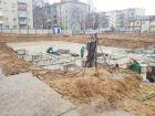 ЖК Янтарный - ход строительства, фото 57, Март 2017