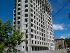 ЖК Каскад на Менделеева - ход строительства, фото 14, Июнь 2020