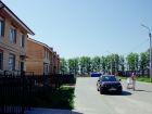 Ход строительства дома 3 типа в Микрогород Стрижи - фото 14, Октябрь 2017