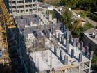 Ход строительства дома № 2 в ЖК Заречье - фото 2, Сентябрь 2021