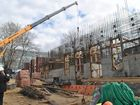 Ход строительства дома № 1 в ЖК Дворянский - фото 90, Апрель 2016