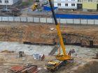 Ход строительства дома № 3 в ЖК На Победной - фото 33, Апрель 2015