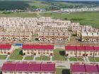 Ход строительства дома 1 типа в Микрогород Стрижи - фото 20, Июнь 2017