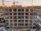 Ход строительства дома № 1 второй пусковой комплекс в ЖК Маяковский Парк - фото 73, Декабрь 2020
