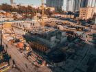 Ход строительства дома Секция 1 в ЖК Гвардейский 3.0 - фото 30, Декабрь 2020