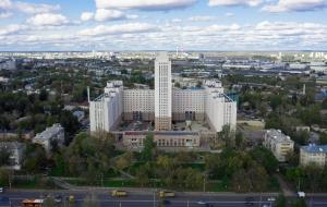 ЖК Москва Град