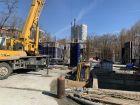 ЖК Гранд Панорама - ход строительства, фото 16, Апрель 2021
