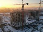 Ход строительства дома № 1 второй пусковой комплекс в ЖК Маяковский Парк - фото 52, Февраль 2021