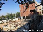 ЖК Волна - ход строительства, фото 39, Август 2020